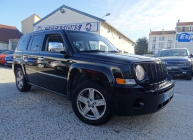Achat Jeep PATRIOT 2.4 VVT 170 CV Occasion