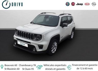 Achat Jeep Renegade 1.0 GSE T3 120ch Limited Occasion