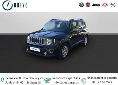Vente Jeep Renegade 1.0 GSE T3 120ch Limited Occasion