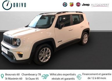 Achat Jeep Renegade 1.0 GSE T3 120ch Limited MY21 Neuf