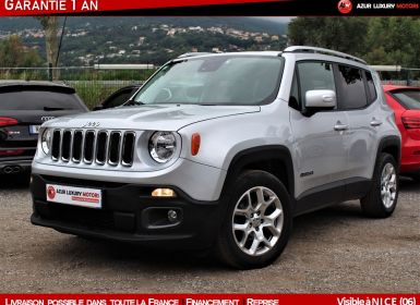 Vente Jeep Renegade 120 4X2 LIMITED Occasion