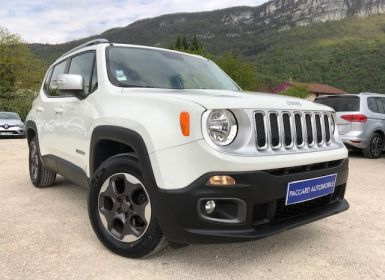 Vente Jeep Renegade 120cv LONGITUDE BUSINESS Occasion