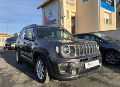 Jeep Renegade 1.3 GSE T4 150ch Limited BVA