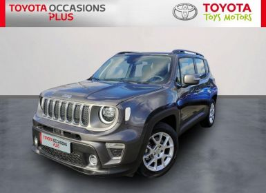Vente Jeep Renegade 1.3 GSE T4 150ch Limited BVR6 Occasion