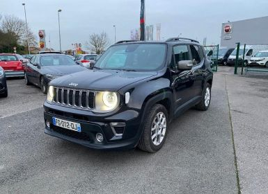 Achat Jeep Renegade 1.3 GSE T4 150ch Limited BVR6 Occasion