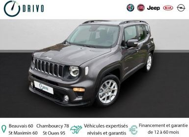 Vente Jeep Renegade 1.3 GSE T4 150ch Longitude Business BVR6 Occasion