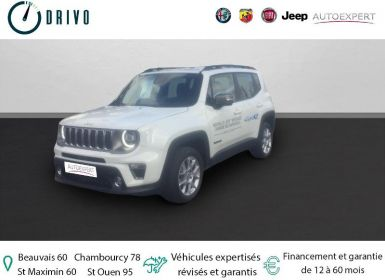 Vente Jeep Renegade 1.3 GSE T4 190ch 4xe Limited AT6 Occasion