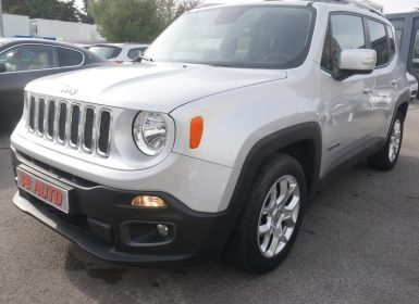 Voiture Jeep Renegade 1.4 MULTIAIR S&S 140CH LIMITED BVRD6 Occasion