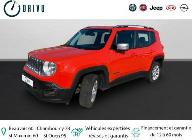 Vente Jeep Renegade 1.4 MultiAir S&S 140ch Limited BVRD6 Occasion