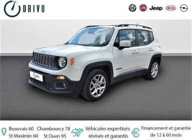 Achat Jeep Renegade 1.4 MultiAir S&S 140ch Longitude Business BVRD6 Occasion