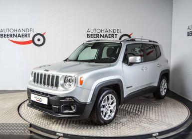 Vente Jeep Renegade 1.6 MJD 4x4 Limited / 1eigenr / Leder / Pano / Navi / Cruise Occasion