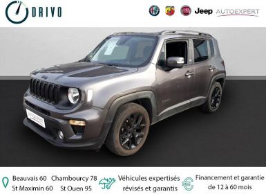 Vente Jeep Renegade 1.6 MultiJet 120ch Brooklyn Edition BVR6 Occasion