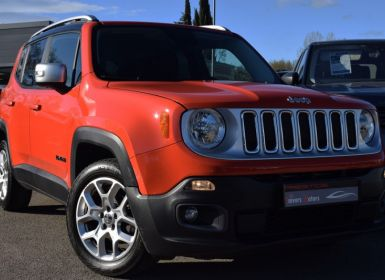 Vente Jeep Renegade 1.6 MULTIJET S&S 120CH LIMITED Occasion