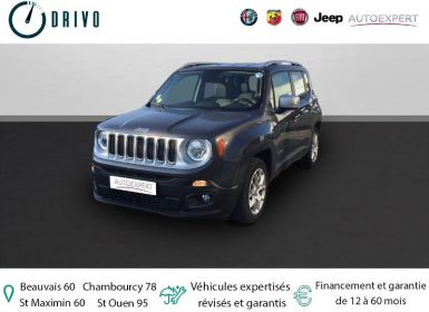 Achat Jeep Renegade 1.6 MultiJet S&S 120ch Limited BVRD6 Occasion