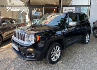Vente Jeep Renegade 2.0 I MULTIJET S&S 140 CH 4X4 Limited Occasion