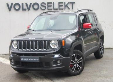 Voiture Jeep Renegade 2.0 MultiJet S&S 120ch Longitude 4x4 Occasion