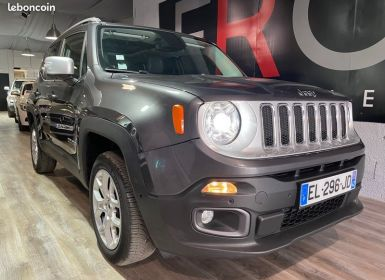 Vente Jeep Renegade 2.0 MULTIJET S&S 140 ch AWD LIMITED BVA Occasion