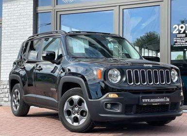 Jeep Renegade GPS - Toit Ouvrant - Radar ar - Sièges Chauffants Occasion