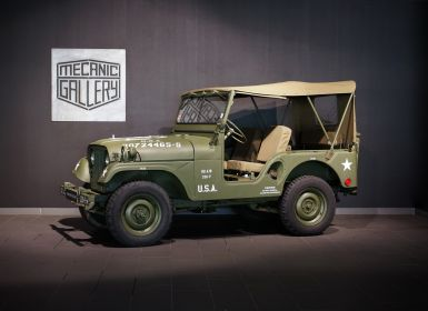 Jeep Willys M38 A1 MD Occasion