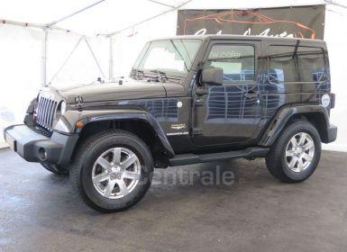 Vente Jeep Wrangler 2 2.8 CRD 200 S/S SAHARA PLATINIUM EDITION Occasion