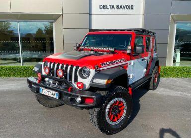 Vente Jeep Wrangler 2.0 T 272ch Rubicon Rock-Trac BVA8 Occasion