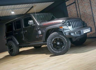Vente Jeep WRANGLER 2.0 T 272CH UNLIMITED RUBICON ROCK-TRAC BVA8 Neuf