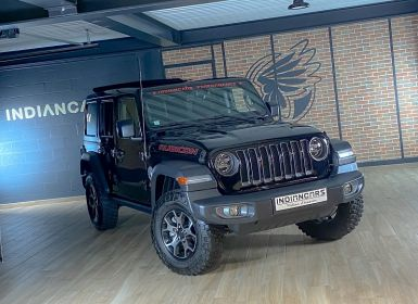 Vente Jeep Wrangler 2.0 T 272CH UNLIMITED RUBICON ROCK-TRAC BVA8 Occasion