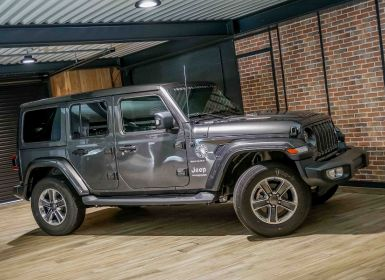 Voiture Jeep WRANGLER 2.0 T 272CH UNLIMITED SAHARA COMMAND-TRAC BVA8 Neuf