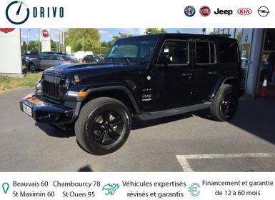 Achat Jeep WRANGLER 2.0 T 272ch Unlimited Sahara Command-Trac BVA8 Occasion