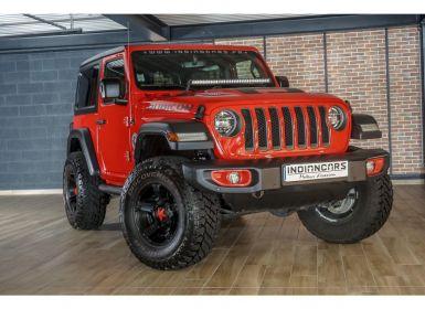 Vente Jeep Wrangler 2.2 MultiJet - 200 BVA 4x4 2018 Rubicon Occasion