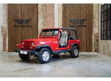Vente Jeep Wrangler 2.5i Sport - FUNCAR nbr 1!!! Occasion