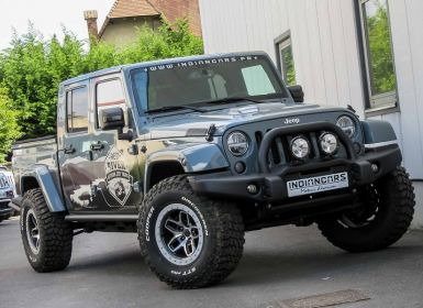 Achat Jeep WRANGLER 2.8 CRD 200 FAP UNLIMITED SAHARA BVA Occasion