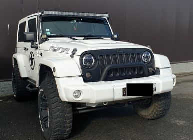 Vente Jeep WRANGLER 2.8 CRD 200 MOAB BV6 Occasion