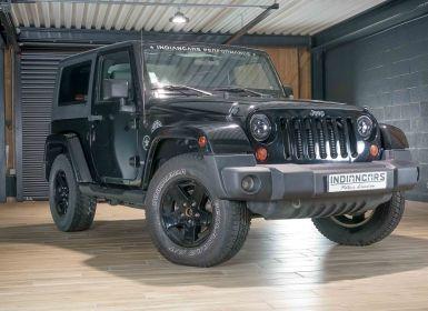 Vente Jeep WRANGLER 2.8 CRD FAP SAHARA BA Occasion