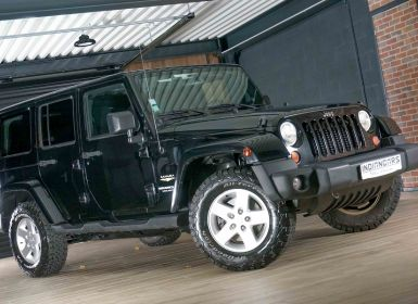 Acheter Jeep WRANGLER 2.8 CRD FAP UNLIMITED SAHARA Occasion