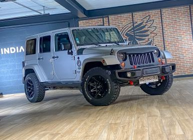 Achat Jeep Wrangler 2.8 CRD200 FAP UNLIMITED 70EME AN BA Occasion