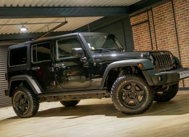 Acheter Jeep WRANGLER 2.8 CRD200 FAP UNLIMITED RUBICON Occasion
