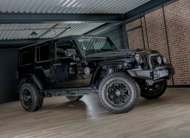 Voiture Jeep WRANGLER 3.6 V6 284CH UNLIMITED GOLDEN EAGLE BVA Occasion