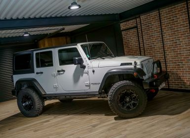 Voiture Jeep WRANGLER 3.6 V6 284CH UNLIMITED RUBICON BVA Occasion