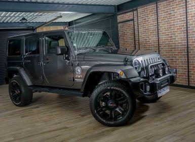 Vente Jeep WRANGLER 3.6 V6 284CH UNLIMITED SAHARA BVA Occasion