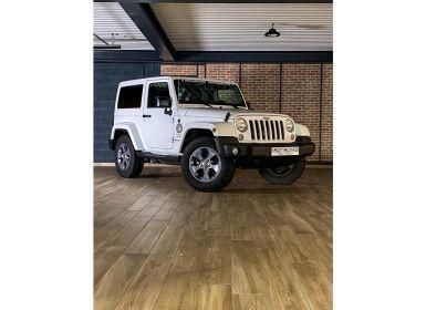 Vente Jeep Wrangler 3.6i - BVA 2016 2007 Sahara PHASE 2 Occasion