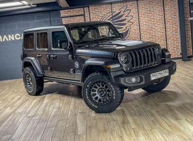 Vente Jeep Wrangler 4 xe - BVA 4x4 2021 Unlimited Rubicon Neuf