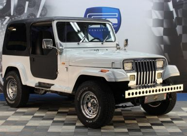Voiture Jeep WRANGLER 4.0 182ch boite meca / hard top Occasion