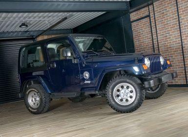 Achat Jeep WRANGLER 4.0 SAHARA BA Occasion