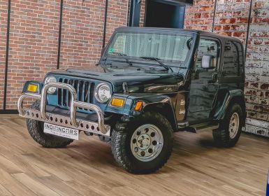 Vente Jeep WRANGLER 4.0 SAHARA BA Occasion