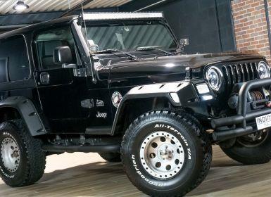 Acheter Jeep WRANGLER 4.0 SAHARA BOITE MECA 6 Occasion