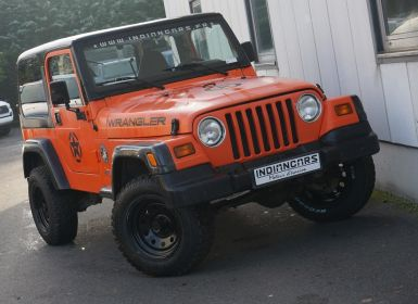 Acheter Jeep WRANGLER 4.0 SPORT Occasion