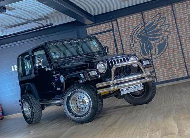 Vente Jeep Wrangler 4.0 SPORT HARD TOP Occasion
