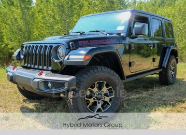 Voiture Jeep WRANGLER III UNLIMITED 3.6 V6 284 RUBICON BVA8 Occasion