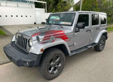 Jeep Wrangler Jeep Wrangler 2.8 CRD 200ch Unlimited Night Eagle BVA Malus et Livraison Inclus Occasion
